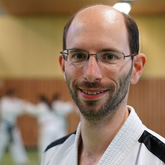 Daniel Schmidt, V. Dan